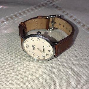 Coach Jewelry - Coach women's watch 1638